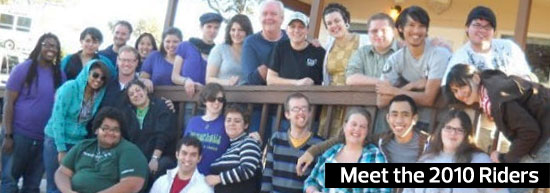 Meet the 2010 Equality Riders