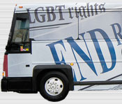 Equality Ride bus